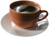 Hot coffee — Foto de Stock