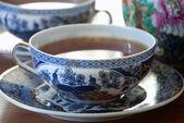 Teacups — Stock Photo