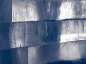Ice blocs — Stock Photo