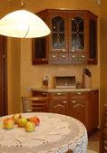 Cozy kitchen — Stock Photo