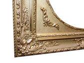 Gilded frame — Stock Photo