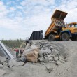 Stone quarry — Stock Photo #1694597