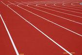 Running-tracks — Stock Photo