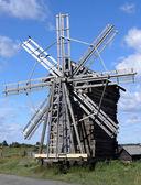 Windmolen — Stockfoto
