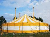Carpa de circo — Foto de Stock