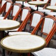 Wicker chairs — Stock Photo