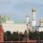 Moscow Kremlin — Stock Photo #1712113