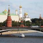 Moscow Kremlin — Stock Photo #1712120