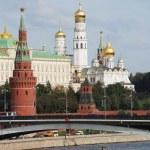 Moscow Kremlin — Stock Photo #1712125