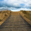 Road leading to sky — Stock Photo #1670985