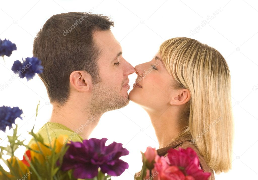 Young couple in love — Stock Photo #1670478