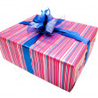 Gift box — Stock Photo #1694813