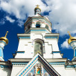 Orthodox church — Stock Photo #1711020