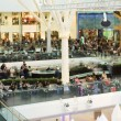 Crowd in the mall — Stock Photo #1711772