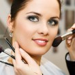 Young woman in the beauty salon - Stock Photo