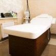 Interior of a room for massage — Stock Photo