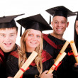 Group of students — Stock Photo #1988594