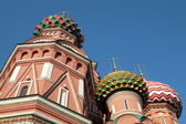 Blessed Basil cathedral at day — Stock Photo