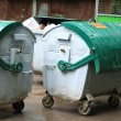 Stock Photo: Dustbin