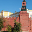 Kremlin tower on sky background - Foto de Stock