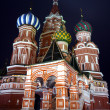 Blessed Basil cathedral — Stock Photo