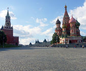 Kremlin red square — Stock Photo
