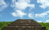 Stairs to sky — Stock Photo