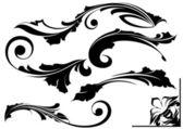 Elementos de diseño — Vector de stock