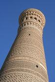 Kalyan minaret Bukhara — Stock Photo