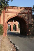 Fatehpur Sikri gate — Stock Photo