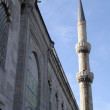 Blue mosque Istanbul — Stock Photo