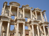 Ephesus Turkey — Stock fotografie
