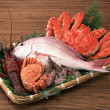 Fresh fish for health life - Zdjęcie stockowe