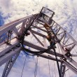 Stock Photo: Oil Well Derrick.