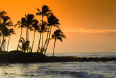 Hawaii at Dusk. — Stock Photo
