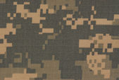 New Army Digital Camouflage — Stock Photo