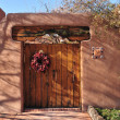 Stock Photo: Southwestern Doorway