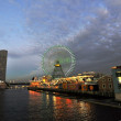 Downtown Yokohama,Japan. - Stock Photo