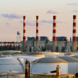 Industrial Power Plant — Stock Photo