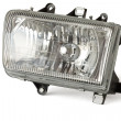Automobile headlight — Stock Photo
