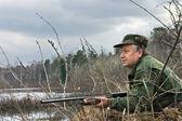 Hunter — Zdjęcie stockowe