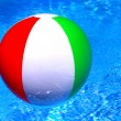 Beach ball - Stock Photo