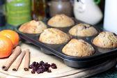 Muffins — Stock Photo