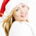 Christmas woman — Stock Photo #1855177