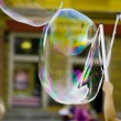 Giant bubbles — Stock Photo #1726069