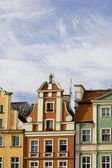 Marketplace in Wroclaw — Stock Photo