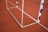 Handball field — Stock Photo