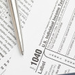 Tax Forms — Stock Photo #1895537