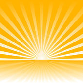 Fondo sunburst — Vector de stock