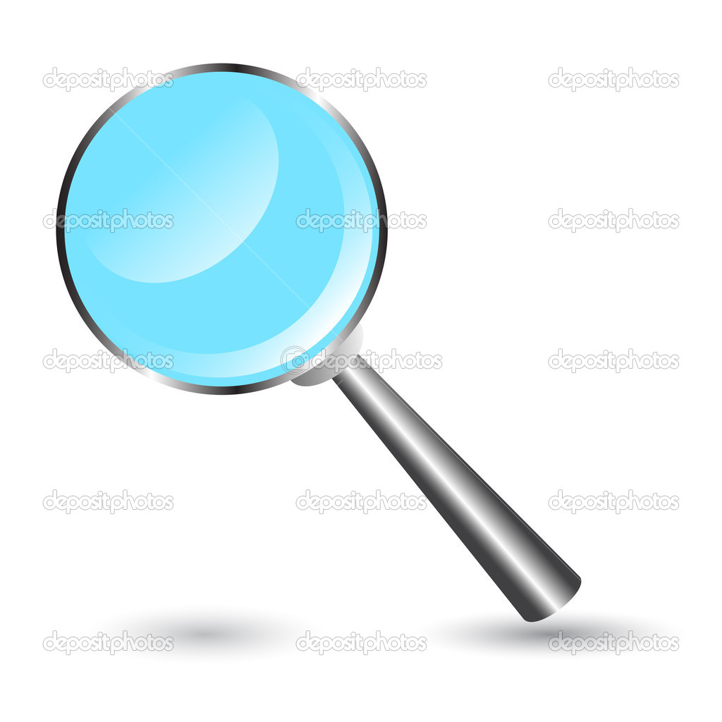 Magnifying Glass — Stock Vector #1716147
